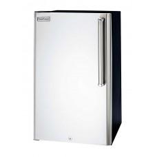 Fire Magic Premium, 4.2 Cubic Foot Refrigerator, w/ Locking Door, Left Hinged