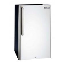 Fire Magic Premium, 4.2 Cubic Foot Refrigerator, w/ Locking Door, Right Hinged