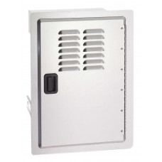 Fire Magic 20 x 14  Single Access Legacy Door with Louvers and Tank Tray