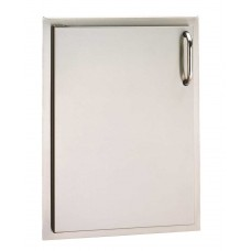 Fire Magic 20  x 14 Single Access Door with Louvers, Left Hinge