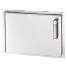 Fire Magic Flush Mount 14 x 20 Single Access Door with Soft Close System, Left Hinge