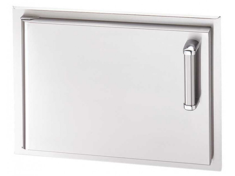 Fire Magic Flush Mount 14 X 20 Single Access Door With Soft Close System Left Hinge