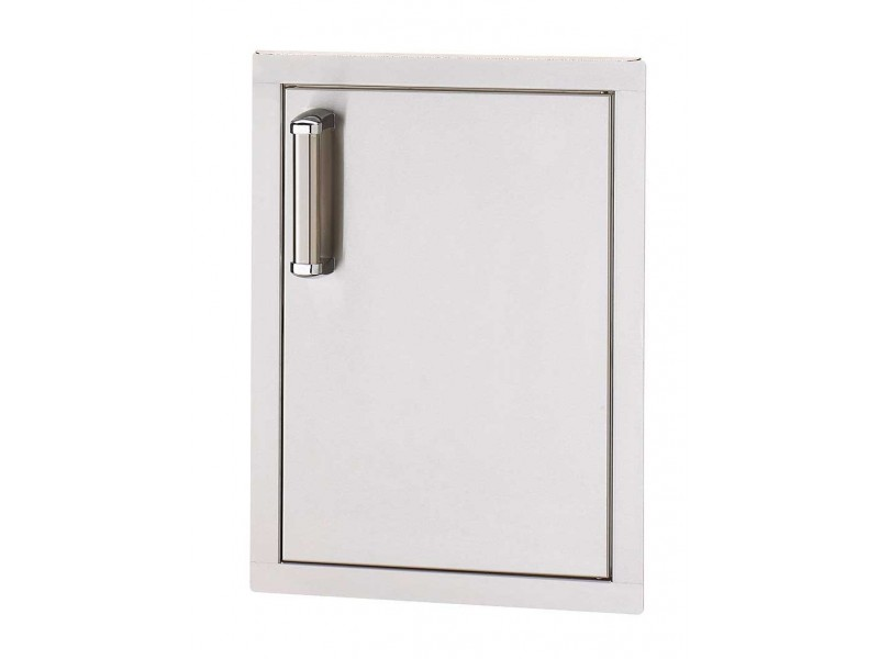 Fire Magic Flush Mount 20 X 14 Single Access Door With Soft Close System Right Hinge