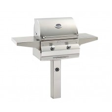 Fire Magic Choice 430 24-inch Multi-User In-Ground Post Mount Grill