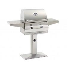 Fire Magic Choice 430 24-inch Multi-User Patio Post Mount Grill