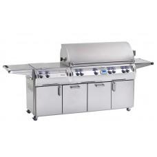 Fire Magic Echelon Diamond E1060s Cabinet Cart Grill with Double Side Burner