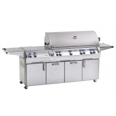 Fire Magic Echelon Diamond E1060s Cabinet Cart Grill with Double Side Burner (Analog)