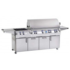 Fire Magic Echelon Diamond E1060s Cabinet Cart Grill with Power Burner
