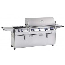 Fire Magic Echelon Diamond E1060s Cabinet Cart Grill with Power Burner (Analog)