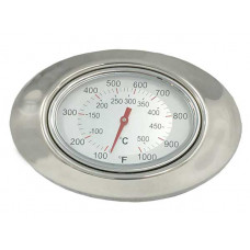 Fire Magic Analog Thermometer for Echelon, Aurora and Choice Grills with Bezel