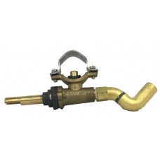 Fire Magic Burner Valve Assembly, Non-Push-to-Light for Early Echelon and Aurora Grills