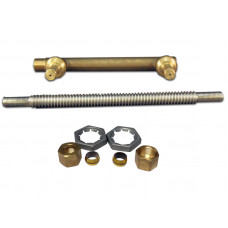 Fire Magic Burner Manifold With Orifices And Tube Fittings for Regal 2 Grills (Pre 2001)