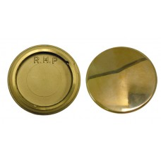 Fire Magic Brass Burner Cap For Sideburners