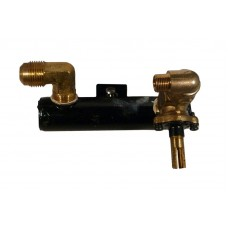 Fire Magic Manifold with Valve And Elbow Inlet (15,000 BTU Model)