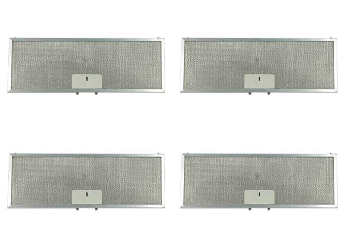 Fire Magic Vent Hood Grease Filter Replacement Set Of 4 42