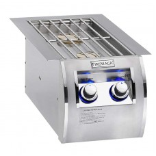 Fire Magic Echelon Diamond Series Double Side Burner