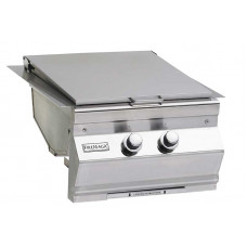 Fire Magic Double Sear Station/Side Burner