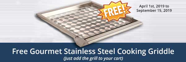 Free Gourmet Griddle