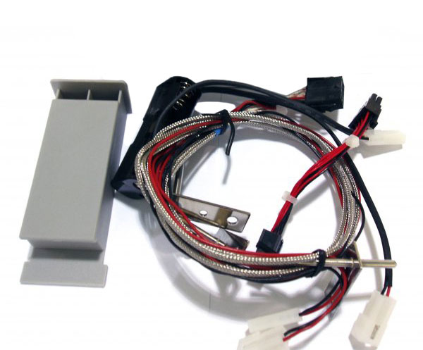 fire magic thermocouples with battery pack and wire harness for echelon and magnum grills Radio Wiring Harness Diagram